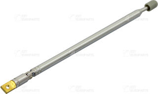 ANTENNA,TELESCOPIC (FM)