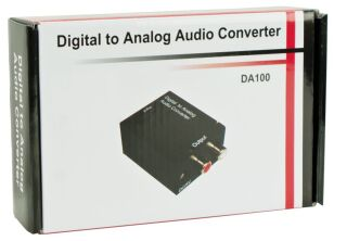 Digital to Analog Audio