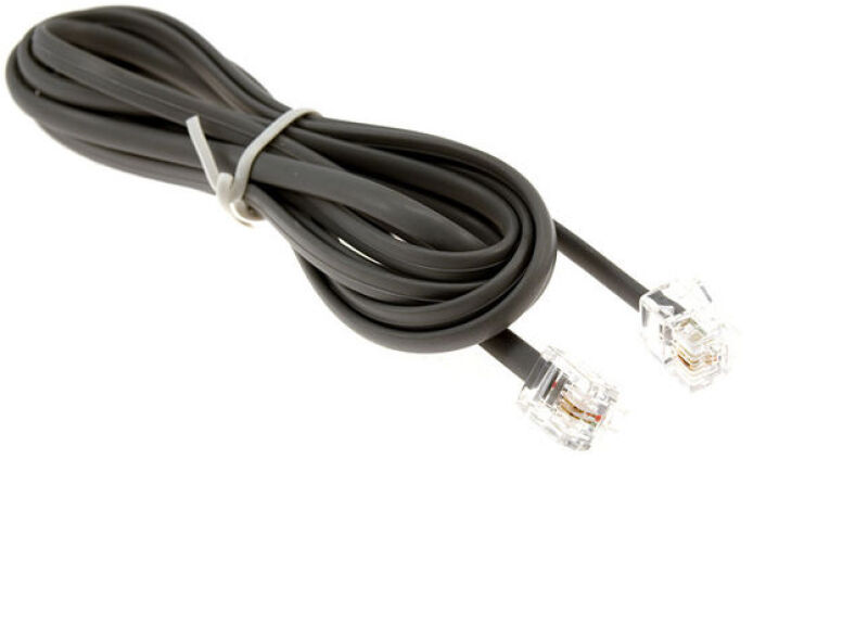 Introduction besides Universal Ac Power Cable For Pc Laptop 89cm Length Us Plug 73209 together with Identifying Video Connection Types further 6 Ft Mini DisplayPort To DVI Cable Male To Male MDP2DVIMM6 additionally FAX MODEM CABLE HP 3100 333915. on phone cord types