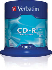 CD-R 52X Extra Protect. 700MB