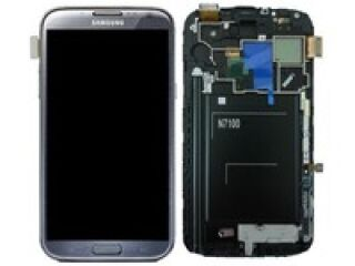 Mea Front Octa LCD Gris