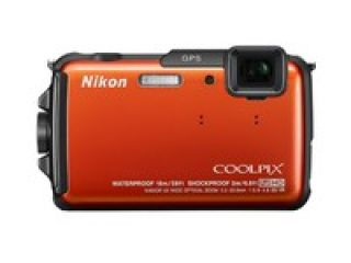 Coolpix AW110 Orange 16 Mpix