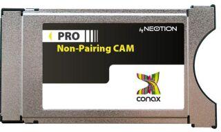 PRO CAM Conax non pairing