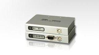 4 port USB2.0-to-Serial HUB