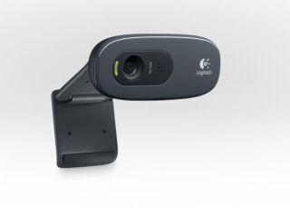 Webcam HD C270 Noir