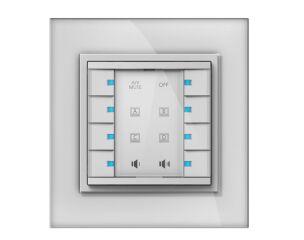 Control Panel 8 Button