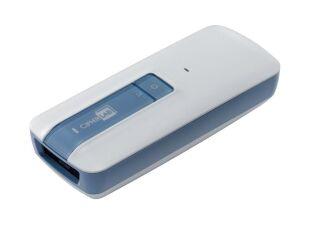 2D Bluetooth Scanner, Blanc