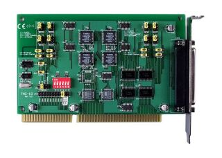 10 CHANNEL TIMER/COUNTER BOARD