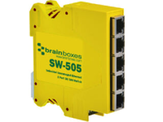 Ethernet Switch 5 ports