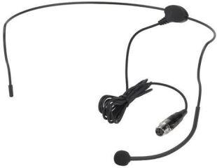 HEAD-WORN MICROPHONE