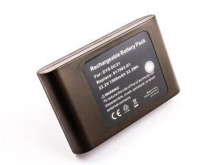 33.3Wh Dyson DC31 Batterie