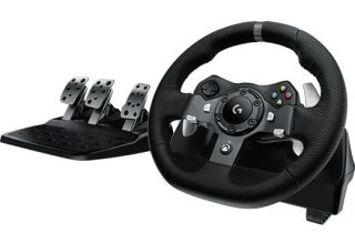 G920 Wheel + pedals Xbox One