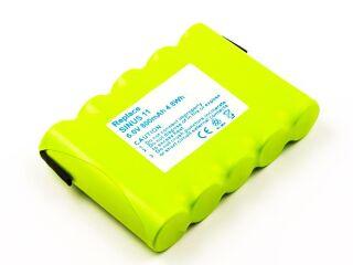 4.8Wh Cordless Phone Batterie