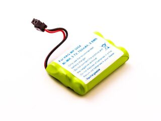 2.6Wh Cordless Phone Batterie