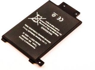 Batterie for Tablet and eBook