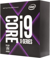 CORE I9-7940X 3.10GHZ