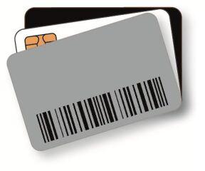 CARD,PVC,HICO,30MIL,RETRANSFER
