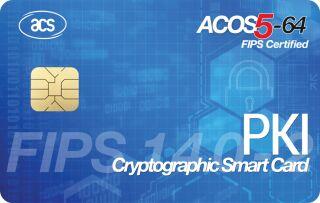 ACOS5-64 V3.00 Cryptographic