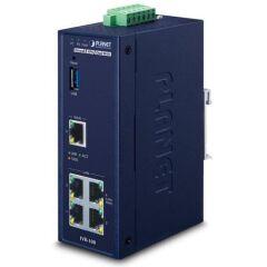 Ind 5-Port 10/100/1000T