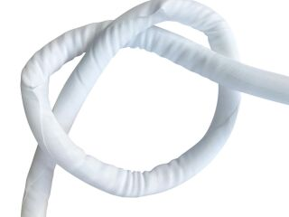 Flexible cablesock ø25mm Blanc