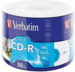 CD-R 700MB 52X EXTRA