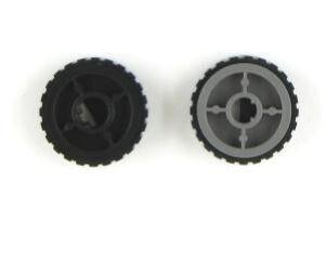 Roller Knobby Tire/Hub T1
