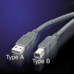 USB CABLE AB