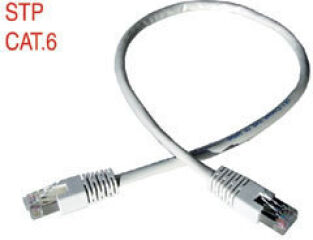 PATCHCABLE, SHIELDED 2 METER,
