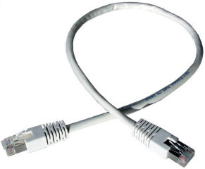 PATCHCABLE, SHIELDED 0,3 METER