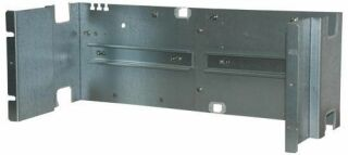"""Fitting panel, 19"""", 4 DIN"""