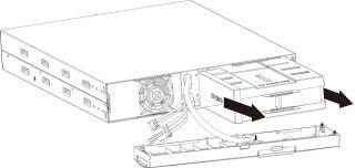 Batterie Set for VI/VFI 3000RT