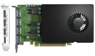 D1450 PCIe x16 Quad graphics