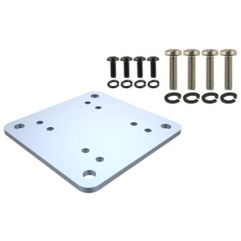 """3"""" X 3"""" MOUNTING PLATE W/"""