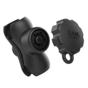 UNPKD RAM SECURITY DBL SHORT
