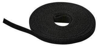 5 meter Velcro roll, 10 mm