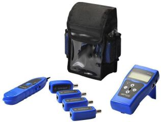 Network cable tester with 8 x