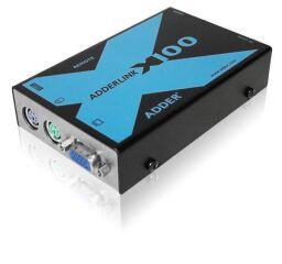 Adder Technology CAT-X100 PS/2 KVM + audio