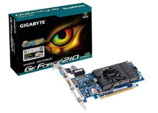 N210 1GB DDR3 LowProfile
